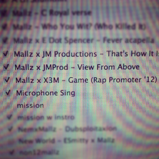 mallzini:  Done. #WeWorking @nondescript757 @jmpro757 (Taken with Instagram)  WOO!
