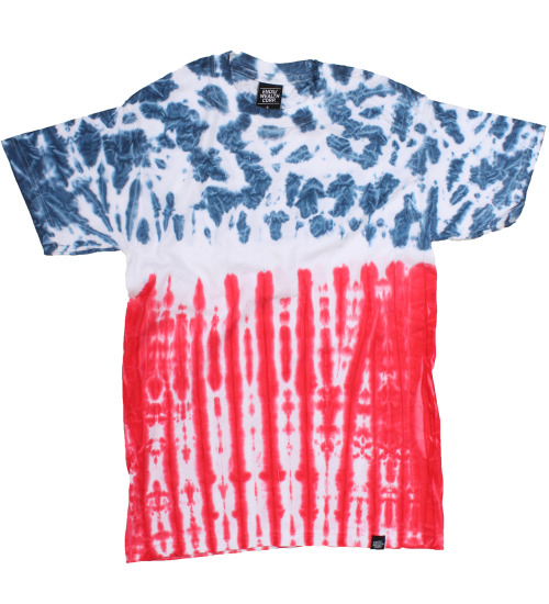 Happy 4th! Get it here http://shop.endswealthcorp.com/collections/frontpage/products/tie-dye-flag-tee