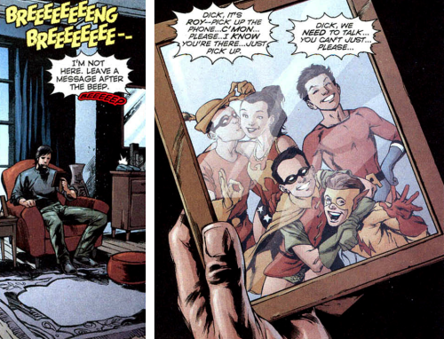Teen Titans Outsiders Secret Files & Origins 2003