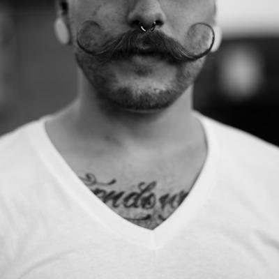 beardedadam:  Nice 'stache  BEARD PORNOGRAPHY TUMBLR, HOW DID IT TAKE ME SO LONG TO FIND YOU