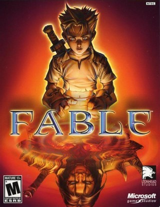 "I am playing Fable                   ""Borrowed this from Tom!  ""                                Check-in to               Fable on GetGlue.com"