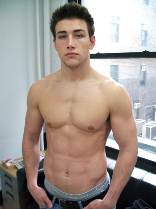 manpics:  One of the best All American Guys, Evan Downs
