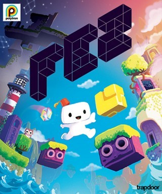 I am playing Fez                                      Check-in to               Fez on GetGlue.com
