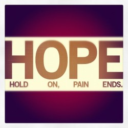 #hope (Taken with Instagram)