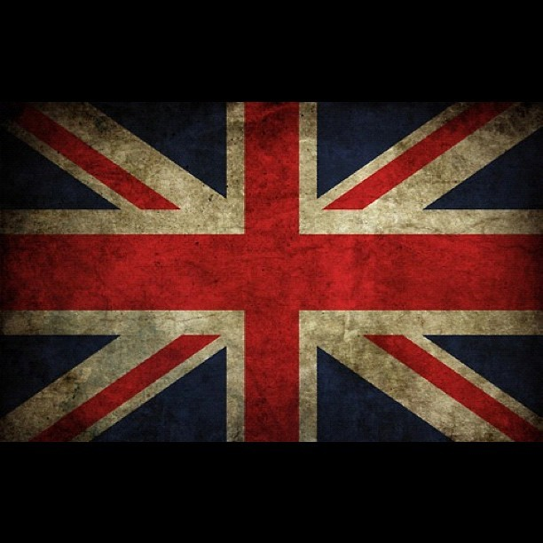 Unionjack. (Taken with Instagram)