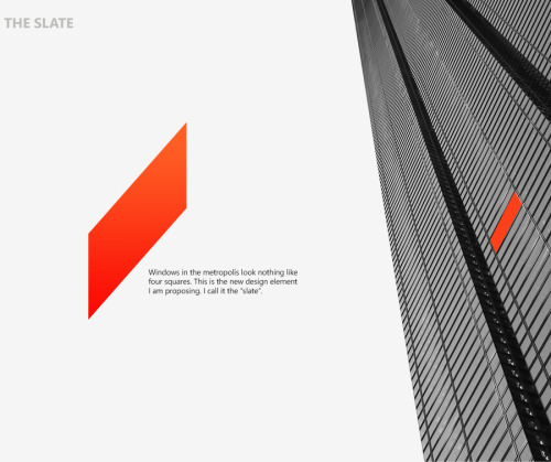 (via The Next Microsoft - journal - minimally minimal) awesome try at rebranding microsoft with fresh metaphors and clean, futuristic design
