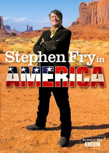 Now watching: Stephen Fry in America (2008)  Verdict: Meh….it was alright.  Basically this is a BBC miniseries where Stephen Fry tours around all of the 50 states.  I really liked the first few episodes that were on the east coast and in the south.  There is this very dry sense of humor and sometimes you can't tell if that's just how he talks, or if he's mocking people.  Either way, I liked it.  But as he moved on to the west coast I lost interest.  His trip to Vegas was horrible, he never touched southern California, and he just camped for a night in Oregon.  I guess this would be perfect for someone who wants a semi-humorous tour of America.