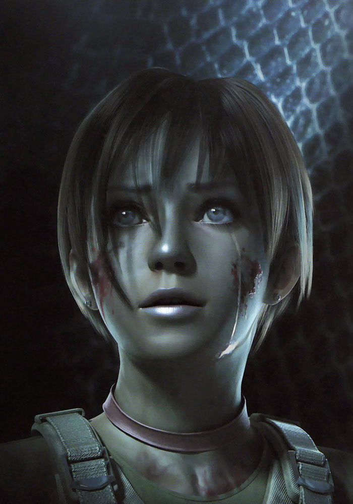 theomeganerd:  Resident Evil The Umbrella Chronicles - Rebecca