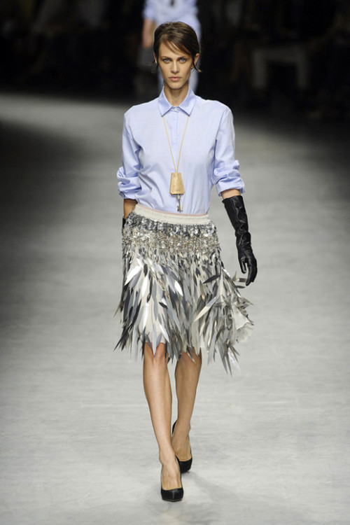 ~Flying Bird~ Embellished  Feathers N21 Spring Summer Fashion.