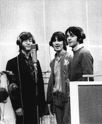 John, George and Paul