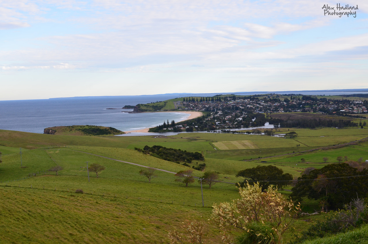 Gerringong, South coast Australia.