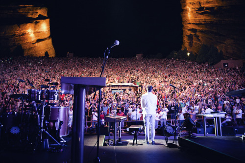 red rocks. thank you.