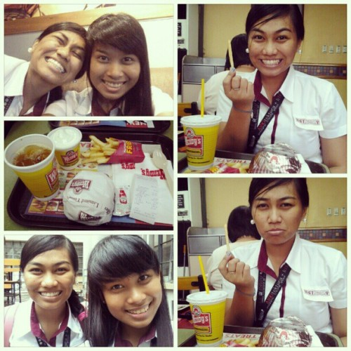07.04.2012 Wendy's Dapitan, Starbucks P.Noval. ;) @mushroomkaboom #2012 #food #foodblog #photoblog #blog #memories #sp #wendy's #dapitan #starbucks #p.noval #college #buhayarki #collage #ija #mandy #friends #greentea #favourite #5AR-2 #Arkitektwo #;) (Taken with Instagram)