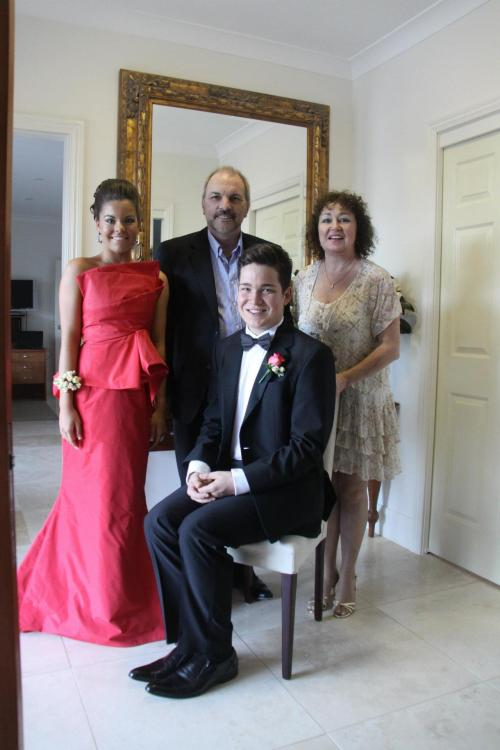 #SPAM FORMAL hehe cutest family <3