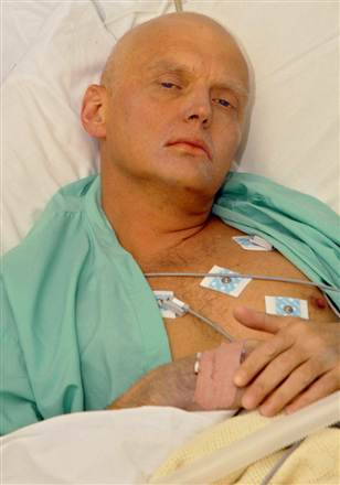 "#POLONIUM ""In exile in London, Litvinenko undertook a new calling as an anti-Kremlin journalist, writing exhaustively about what he saw as the abuses of the Russian government in its fight against Chechen separatists during the 1990s."""