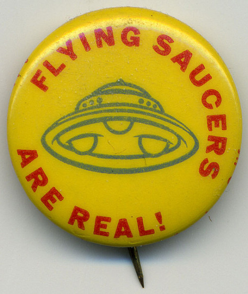 booglarized:  Flying saucers are real!