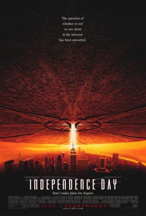 fuckyeahmovieposters:  Independence Day