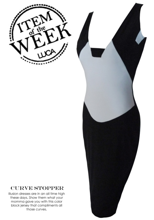 ITEM OF THE WEEK: ISABELI DRESS (P2,550) Now available at www.shopluca.com