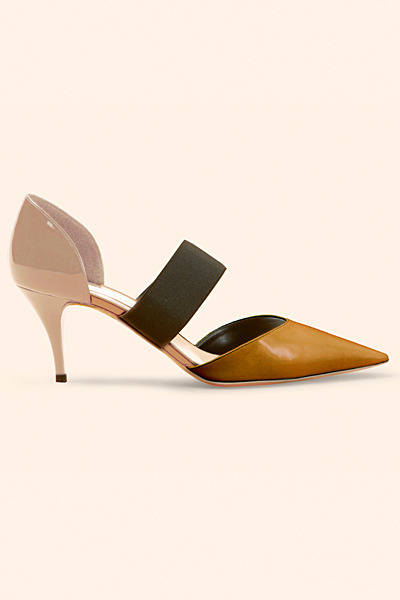stella mccartney kitten heel shoe, 2010-2011 fall/winter