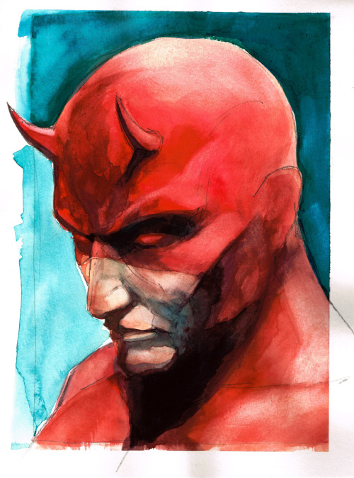 DareDevil by eliabonetti