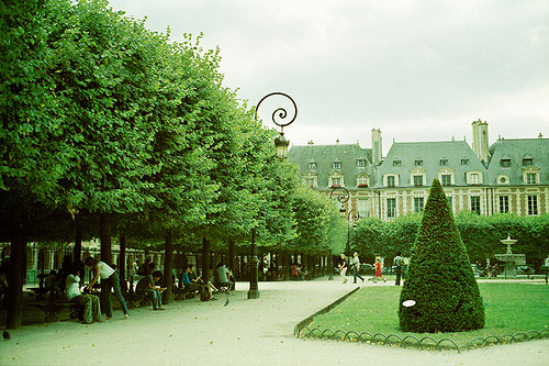 Place des Vosages, Paris