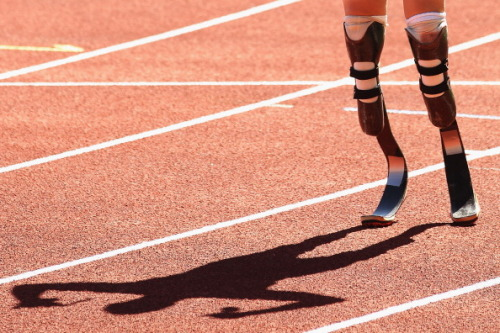 """Blade Runner"" Pistorius will run."