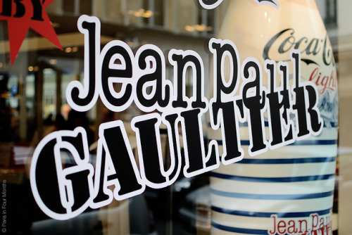 Coca Cola Light by Jean Paul Gaultier by Paris in Four Months on Flickr.