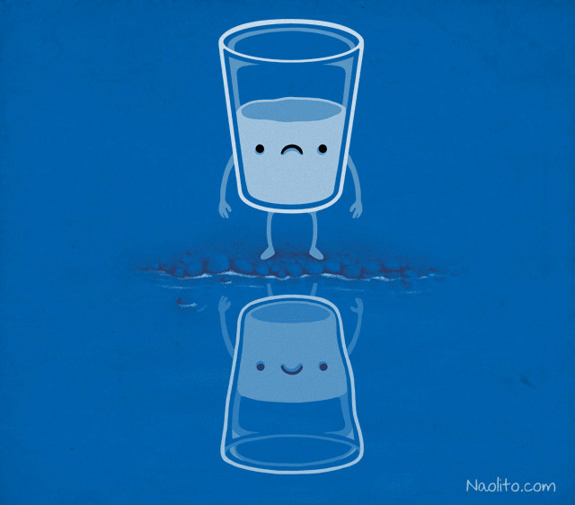 Always Look on the Bright Side of Life  Up for voting at Threadless.com