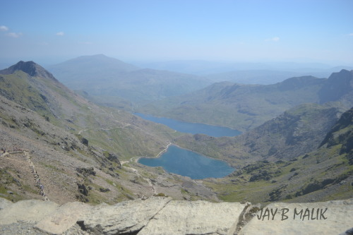 Day 163 Photo Challenge 366 Mount Snowdon..Again..