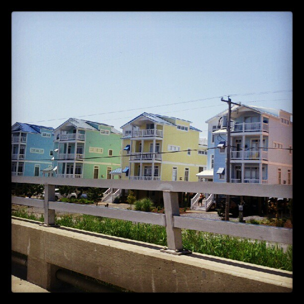 Hello ocean city, maryland! (Taken with Instagram)