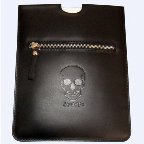#Davidelfin #Access - #Ipad #Cases - www.davidelfinaccess.com - #Mortales #handbags #wallets #belts (tomada con Instagram en Broch&Broch - (Art&Trend, S.L))
