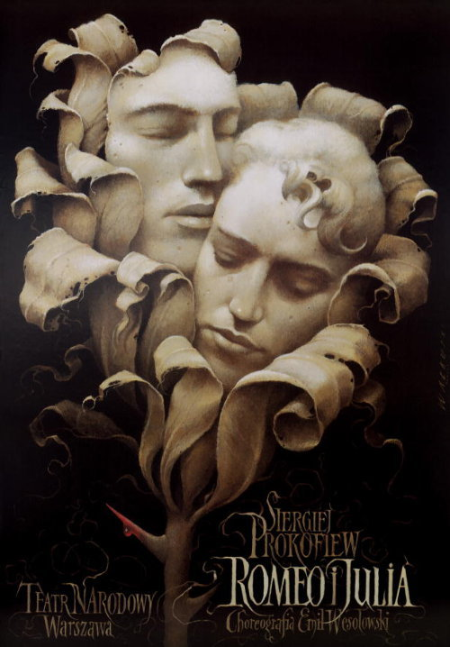 Designersgotoheaven.com - Romeo and Juliet by Wieslaw Walkuski.