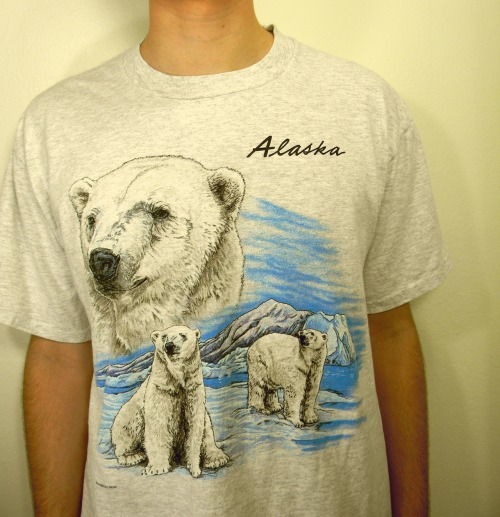 regal polar bears tee; $15
