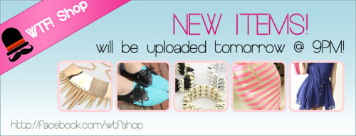 UPDATES TOMORROW! <3