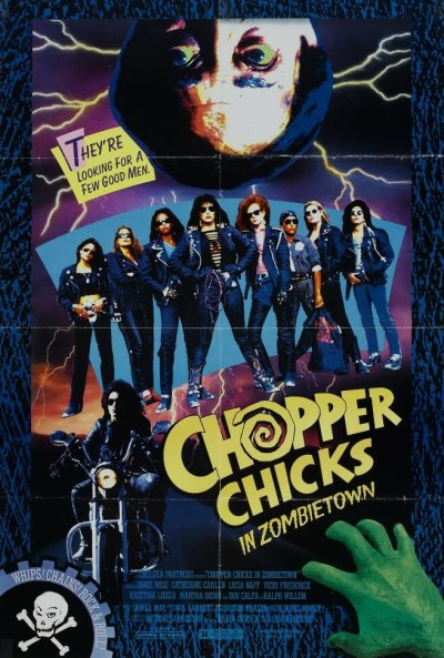 Chopper Chicks in Zombietown (1989) Hell yes!  Follow RadRecorder