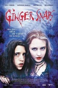 "I am watching Ginger Snaps                   ""awesome movie""                                Check-in to               Ginger Snaps on GetGlue.com"