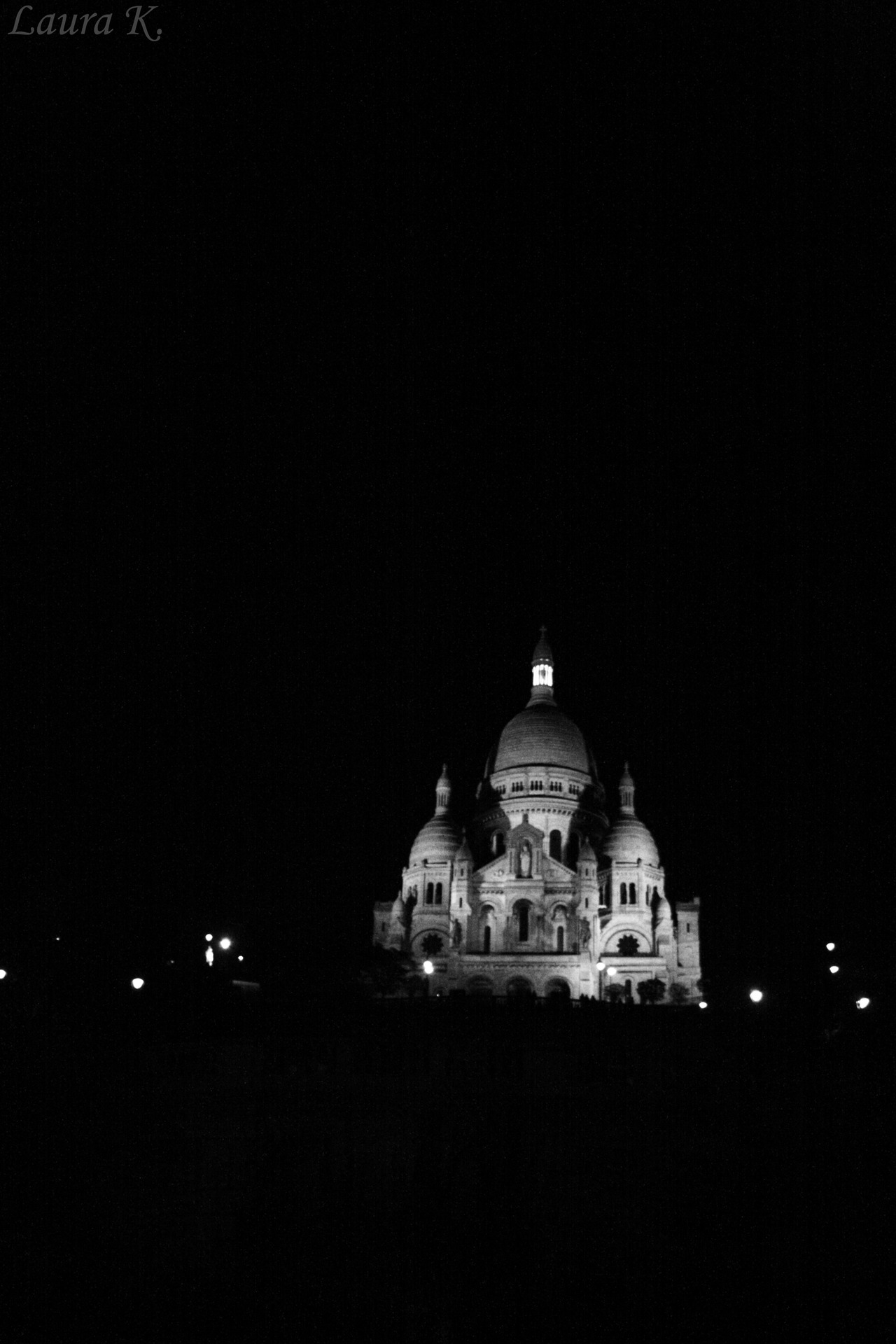 Le Sacré Coeur, Paris, France