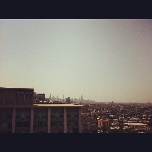 Happy America day, Chicago! http://instagr.am/p/MqlL9jD1Ky/