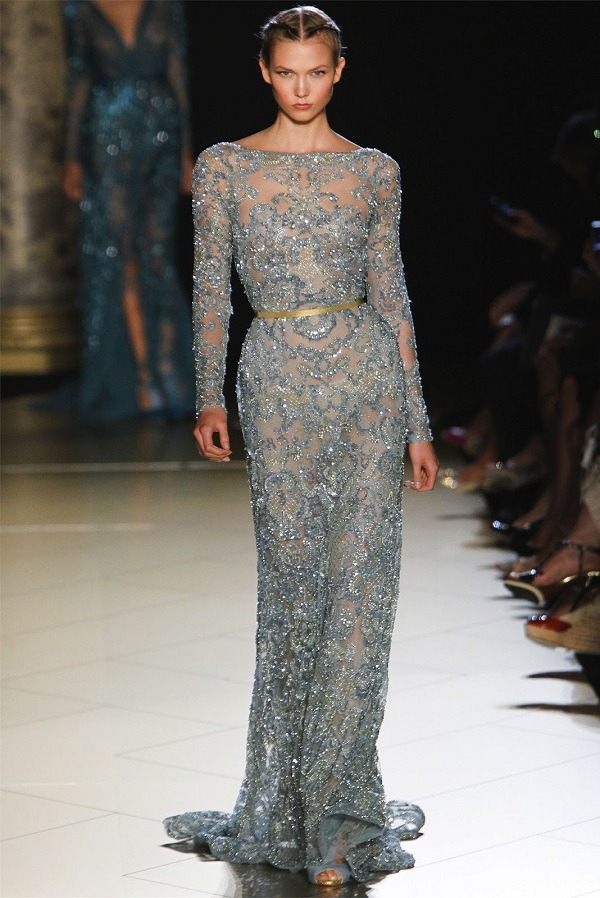spinningbirdkick:  Elie Saab Haute Couture Fall/Winter 2012/13.