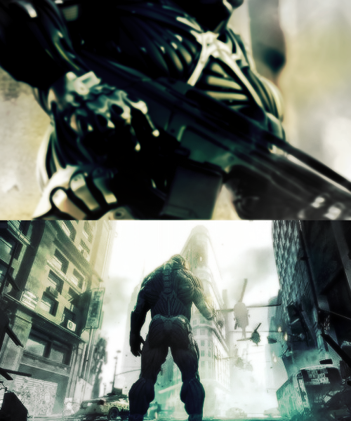 crysis 2 + color ( grey )