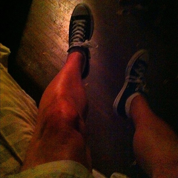 randyshulman:  New sneaks!!! (Taken with Instagram)