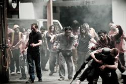 From the crazy and extremely gory new zombie film, Zombie 108. Out on the 30th July, pre-order yours here!