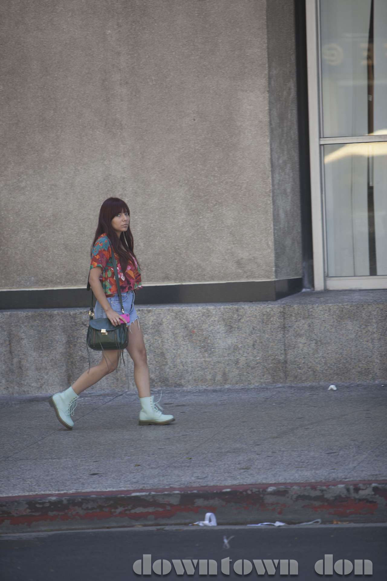 oh the colorful happy kids of #dtla #streetstyle