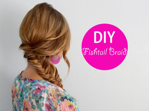 Best. Braid. Ever. Because sometimes a braid should just be a braid.