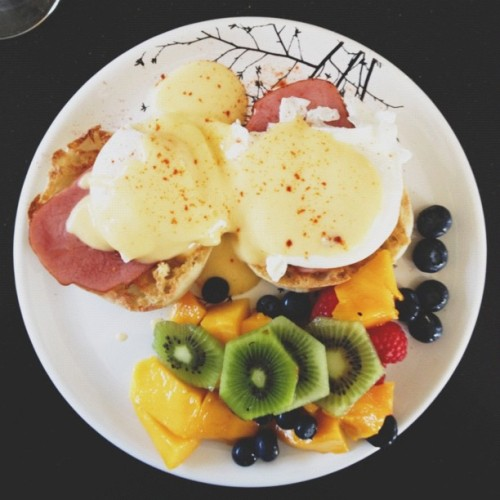 #vscocam #foodporn #eggs #4thofjuly  #breakfast (Taken with Instagram)