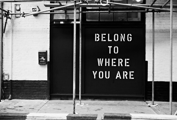 nevver:  Belong