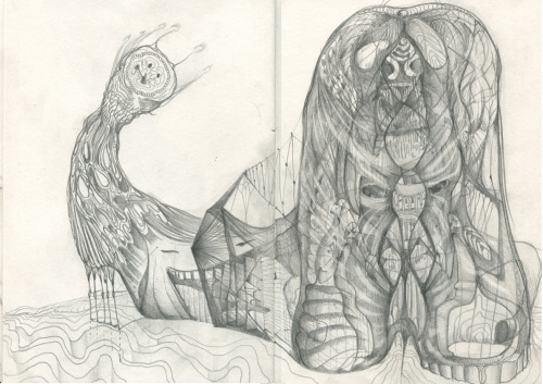 NARRATION N.IA tale  from my sketch book:http://www.tumblr.com/blog/massimilianoamati  pancil on paper