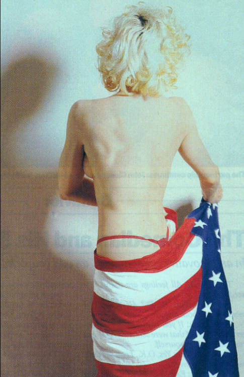 thedeity:  Rock the Vote, Madonna, 1990  Rock the Vote.
