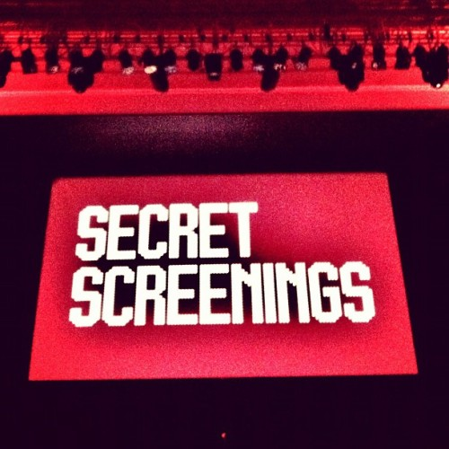 Can anyone lend me £50m? #secretscreenings (Taken with Instagram at Troxy)