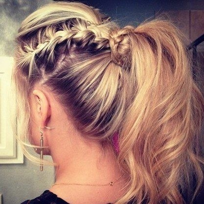 createthislookforless:  Love this hairstyle  Love!